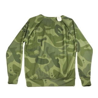 FELPA GIROCOLLO ONE MAN ARMY SWEATSHIRT