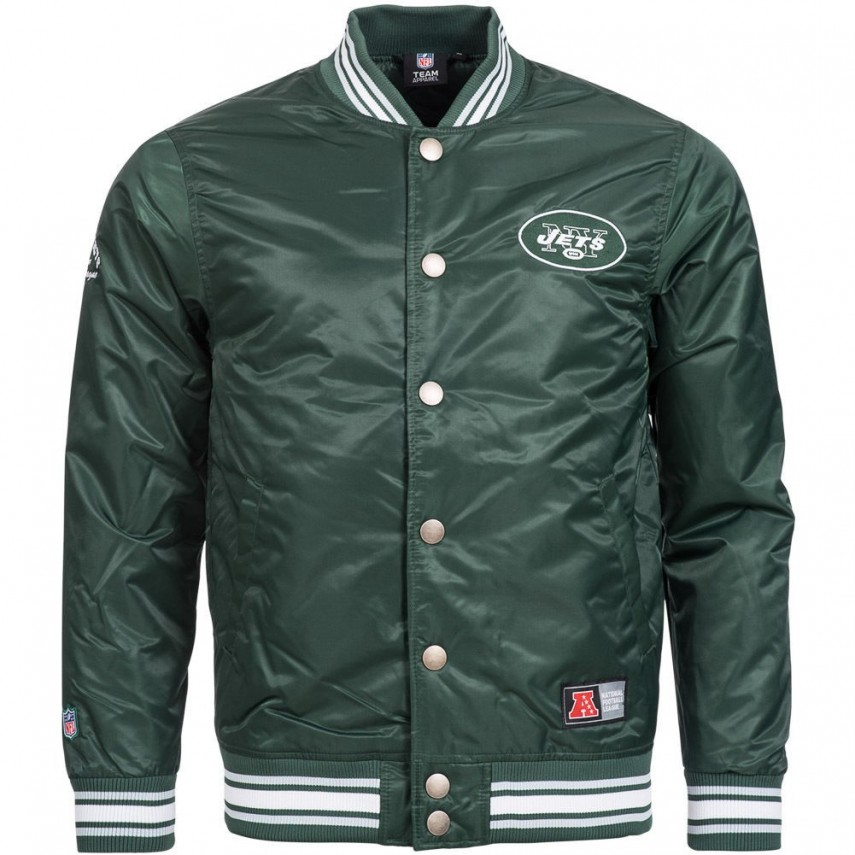GIUBBOTTO GLASCOE PADDED SATIN JACKET NEYJET VERDE FORESTA |