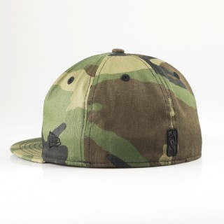 CAPPELLO FITTED NBA CAMO 59FIFTY CHIBUL Array