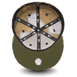 CAPPELLO FITTED PATCHWORK CAMO FITTED NEYYAN 59FIFTY Array