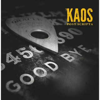 CD KAOS - POST SCRIPTA Array