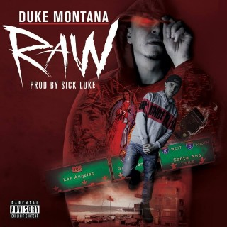 CD DUKE MONTANA - RAW