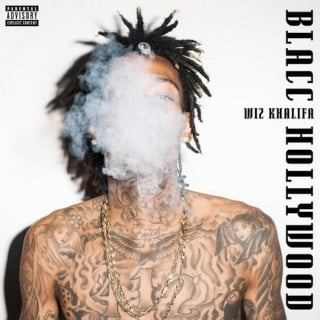 VINILE WIZ KHALIFA - BLACC HOLLYWOOD