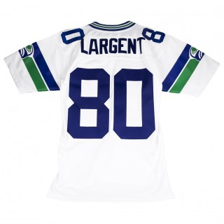 CASACCA SEATTLE SEAHAWKS 1985 STEVE LARGENT NO 80