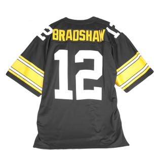 CASACCA PITTSBURGH STEELERS 1976 TERRY BRADSHAW NO 12