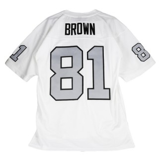CASACCA LOS ANGELES RAIDERS 1994 TIM BROWN NO 81