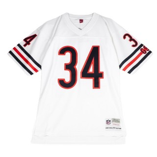 CASACCA CHICAGO BEARS 1985 WALTER PAYTON NO 34