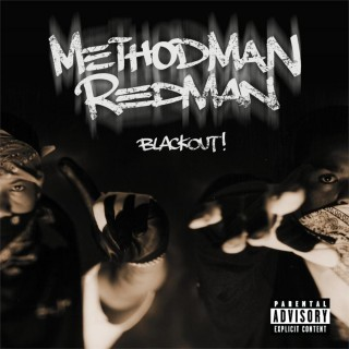 CD METHOD MAN  REDMAN - BLACKOUT
