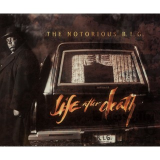 CD THE NOTORIOUS BIG - LIFE AFTER DEATH