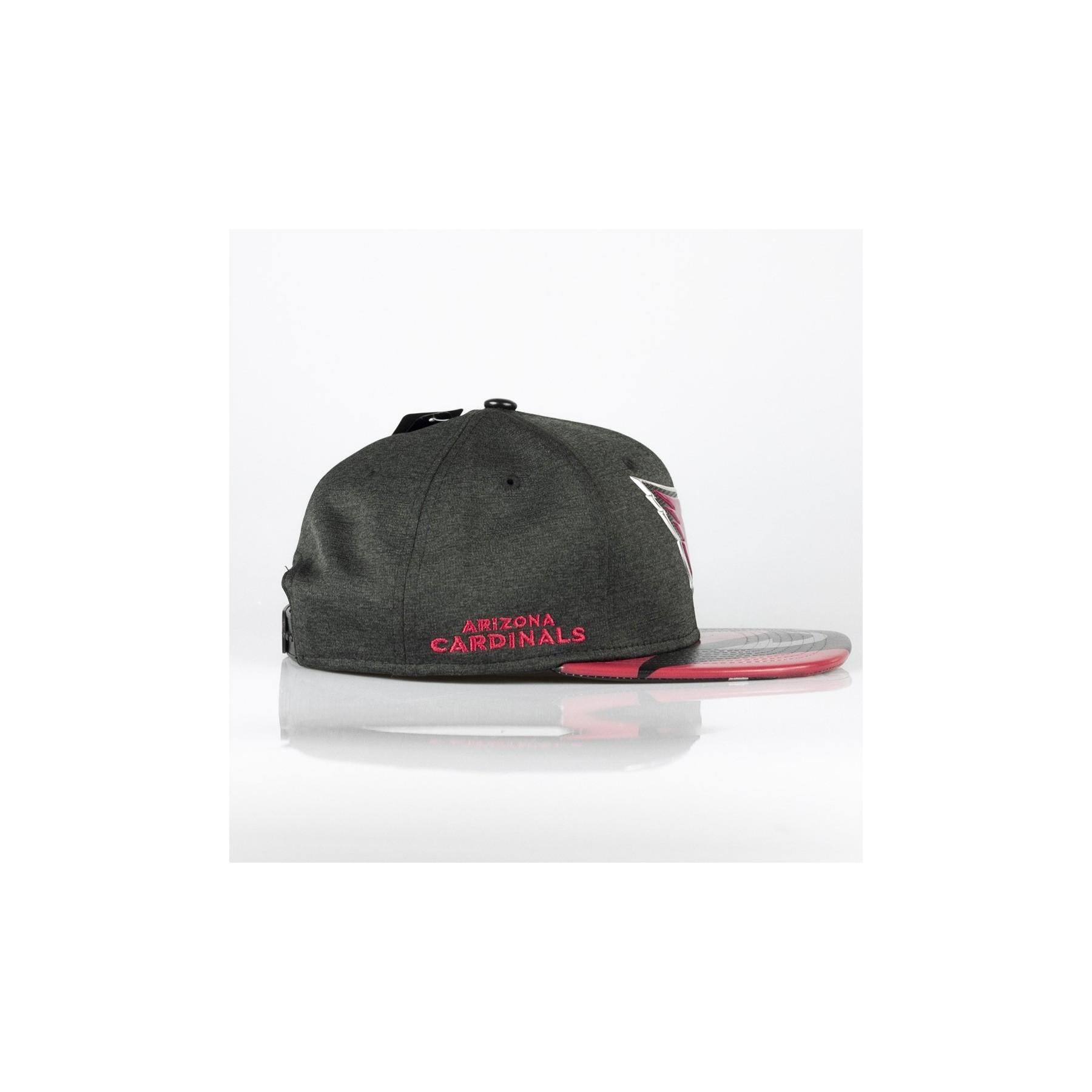 CAPPELLO SNAPBACK NFL17 ON STAGE 950 OFFICIAL ARICAR NERO GRANATA ... cff9b171e90a