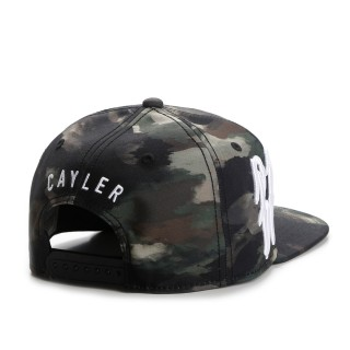 CAPPELLO SNAPBACK SCRIPTED CAP Array