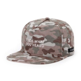 CAPPELLO SNAPBACK WHAT YOU HEARD CAP Array