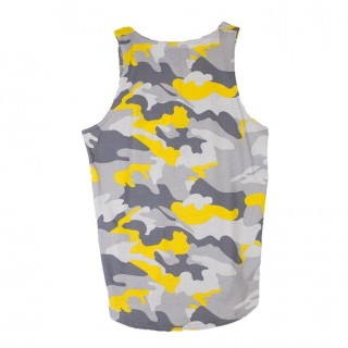 CANOTTA ONE MAN ARMY TANK TOP OCRA CAMO