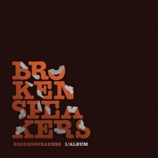 VINILE BROKENSPEAKERS - LALBUM