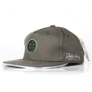 CAPPELLO SNAPBACK GREEN LIGHT