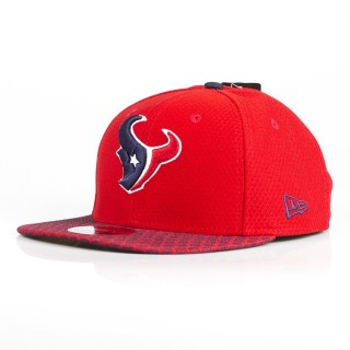 CAPPELLO SNAPBACK NFL 17 ONF SIDELINE 950 HOUTEX