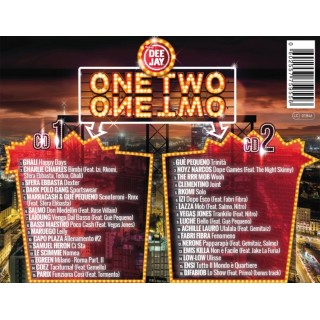 CD AAVV - ONE TWO ONE TWO