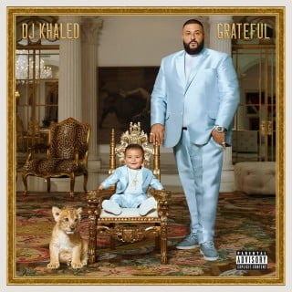 CD DJ KHALED - GRATEFUL