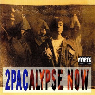 LP 2 PAC - 2PACALYPSE NOW