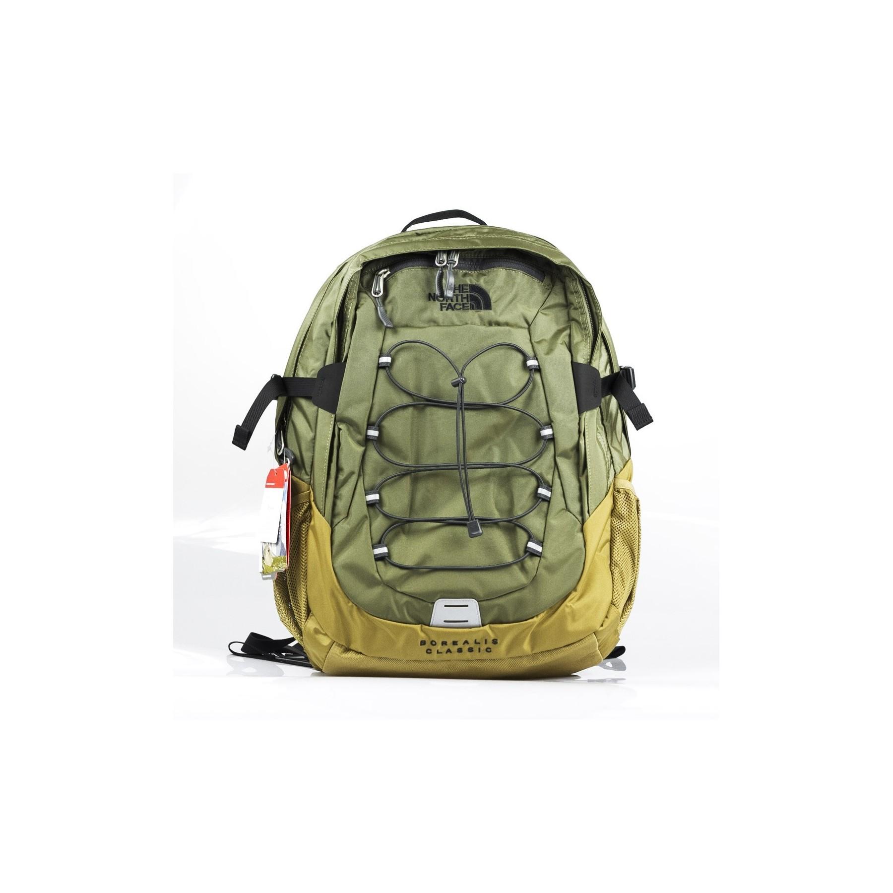 20cb3fe2fd ZAINO BOREALIS CLASSIC BURNT OLIVE GREEN/BRITISH KHAKI | Atipicishop.com