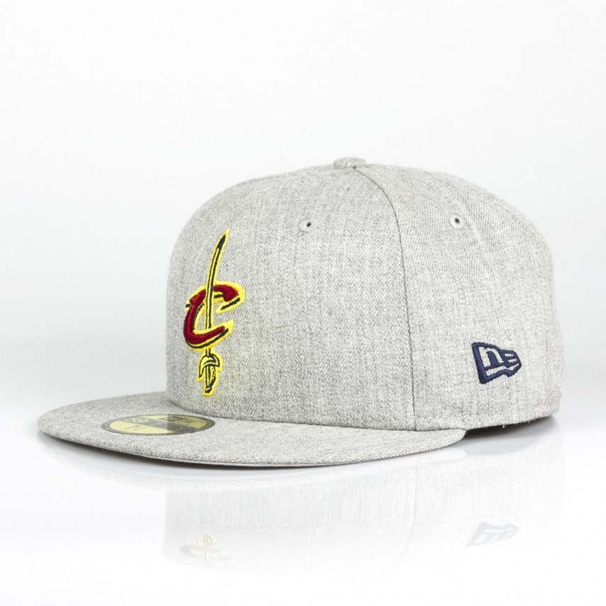 CAPPELLO FITTED NBA HEATHER FITTED CLECAV