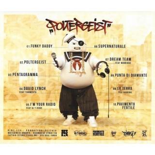 CD ESA  DJ LATO - POLTERGEIST