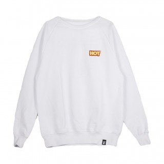 FELPA GIROCOLLO HOT SWEATSHIRT