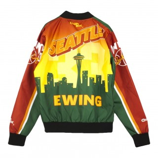 VARSITY CHALK LINE SEATTLE SUPERSONICS Array
