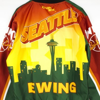 VARSITY CHALK LINE SEATTLE SUPERSONICS