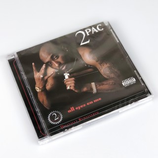 CD 2 PAC - ALL EYEZ ON ME