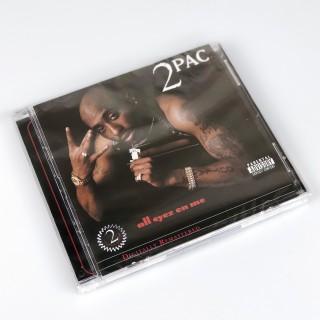 CD 2 PAC - ALL EYEZ ON ME Array