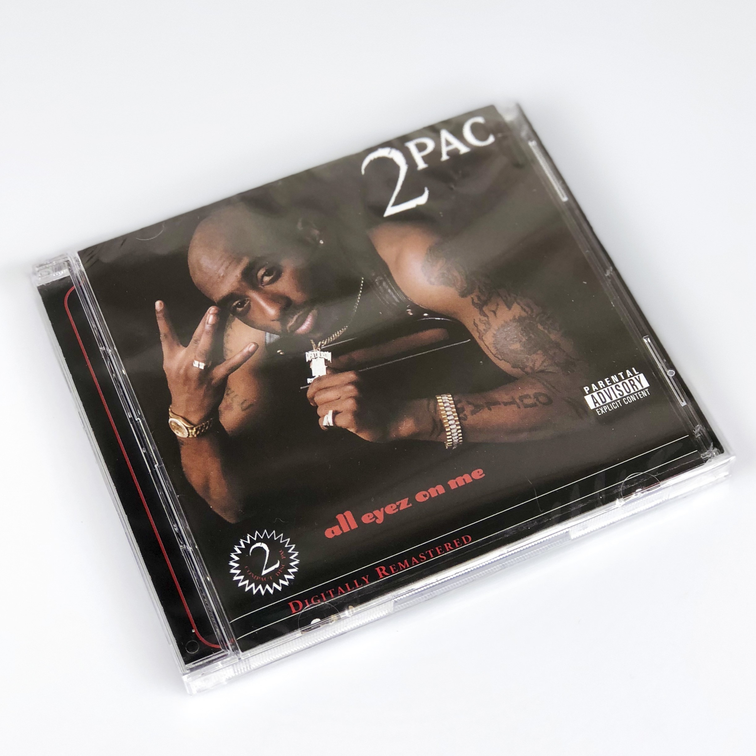 Tupac All Eyez On Me Book 2