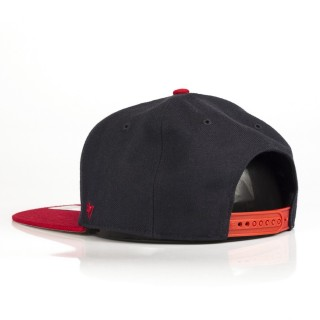 CAPPELLO SNAPBACK CAPTAIN SURE SHOT TWO TONE ATLBRA Array