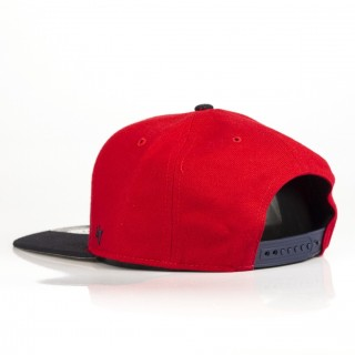 CAPPELLO SNAPBACK CAPTAIN SURE SHOT TWO TONE BOSRED Array