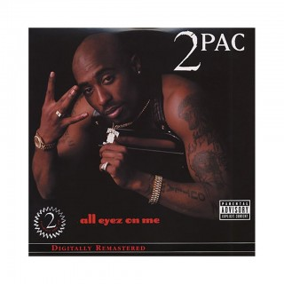 VINILE 2 PAC - ALL EYEZ ON ME 4LP