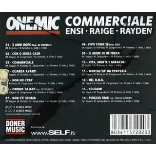 CD ONEMIC - COMMERCIALE