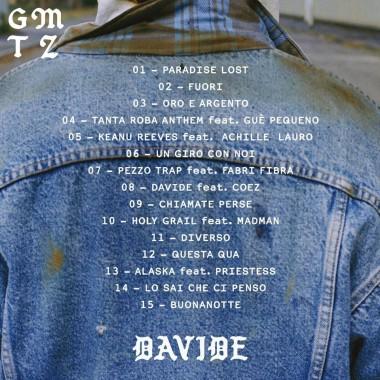CD GEMITAIZ - DAVIDE