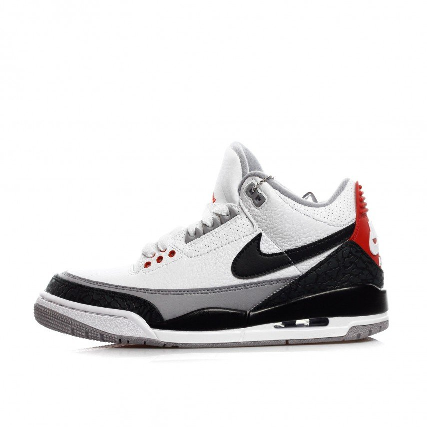 buy online e5293 3a0a6 SCARPA ALTA AIR JORDAN 3 RETRO TINKER NRG WHITE/BLACK/FIRE RED