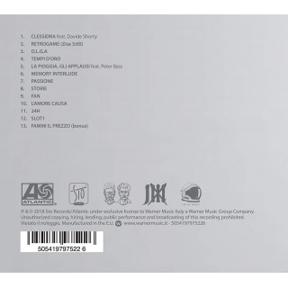 CD JOHNNY MARSIGLIA - MEMORY