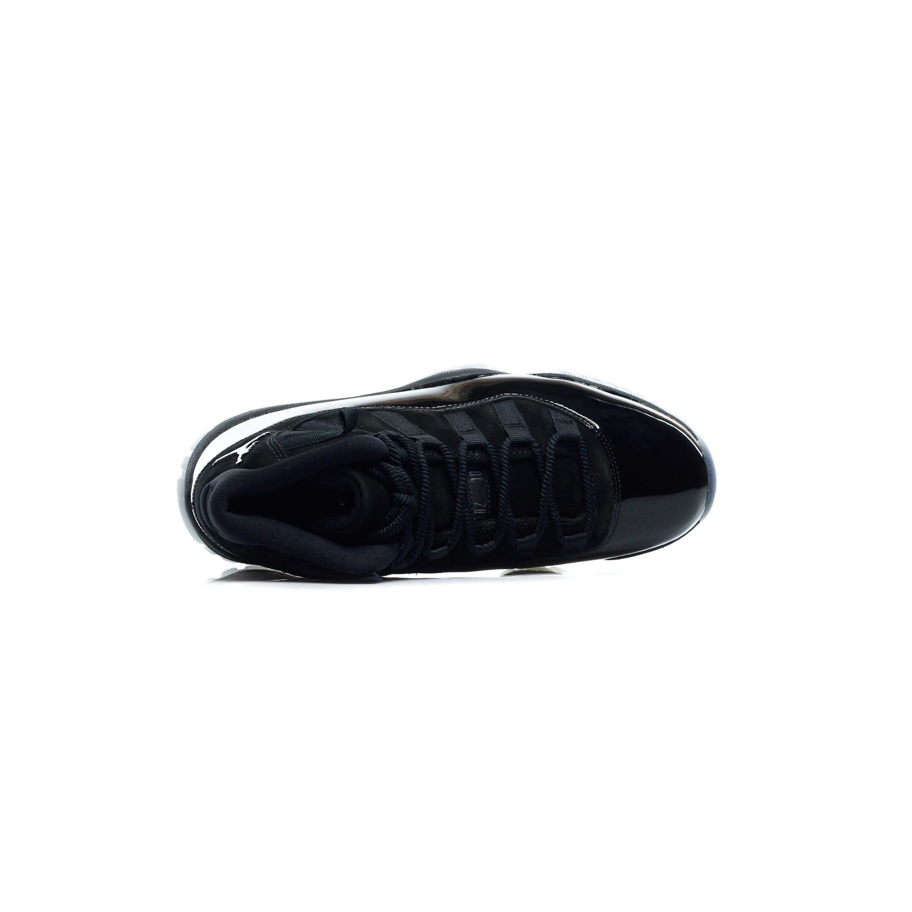 13b9e986bc1d6b SCARPA ALTA AIR JORDAN 11 RETRO BLACK BLACK BLACK