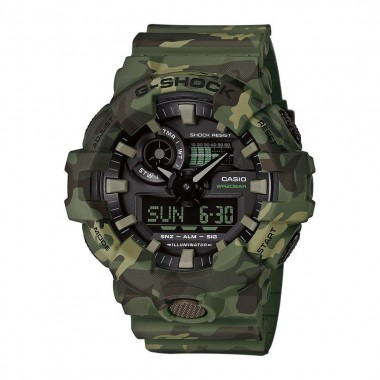 OROLOGIO G-SHOCK GA-700CM-3AER Array