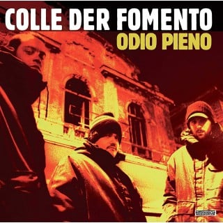 LP COLLE DER FOMENTO - ODIO PIENO 40.5