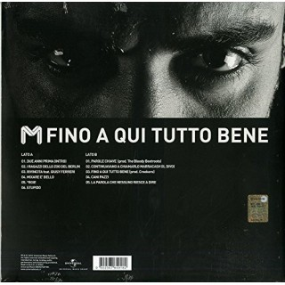 LP MARRACASH - FINO A QUI TUTTO BENE 40.5