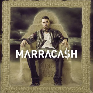 LP MARRACASH - KING DEL RAP 40.5