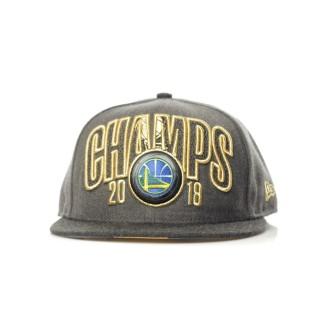 CAPPELLO SNAPBACK 950 18 NBA FINALS CHAMPS GOLWAR 40.5