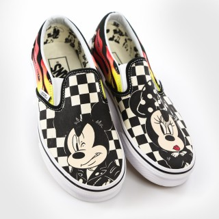 SCARPA BASSA SLIP-ON DISNEY 40.5
