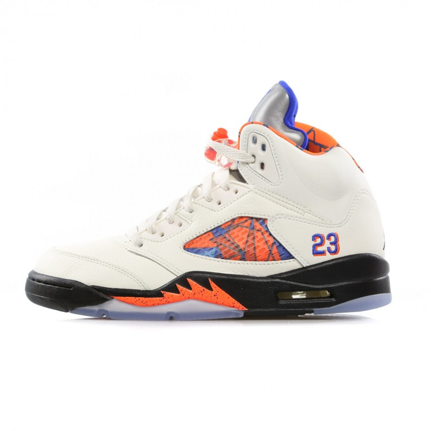 cheap for discount c13ac e1008 SCARPA ALTA AIR JORDAN 5 RETRO SAIL RACER BLUE CONE BLACK   Atipicishop.com