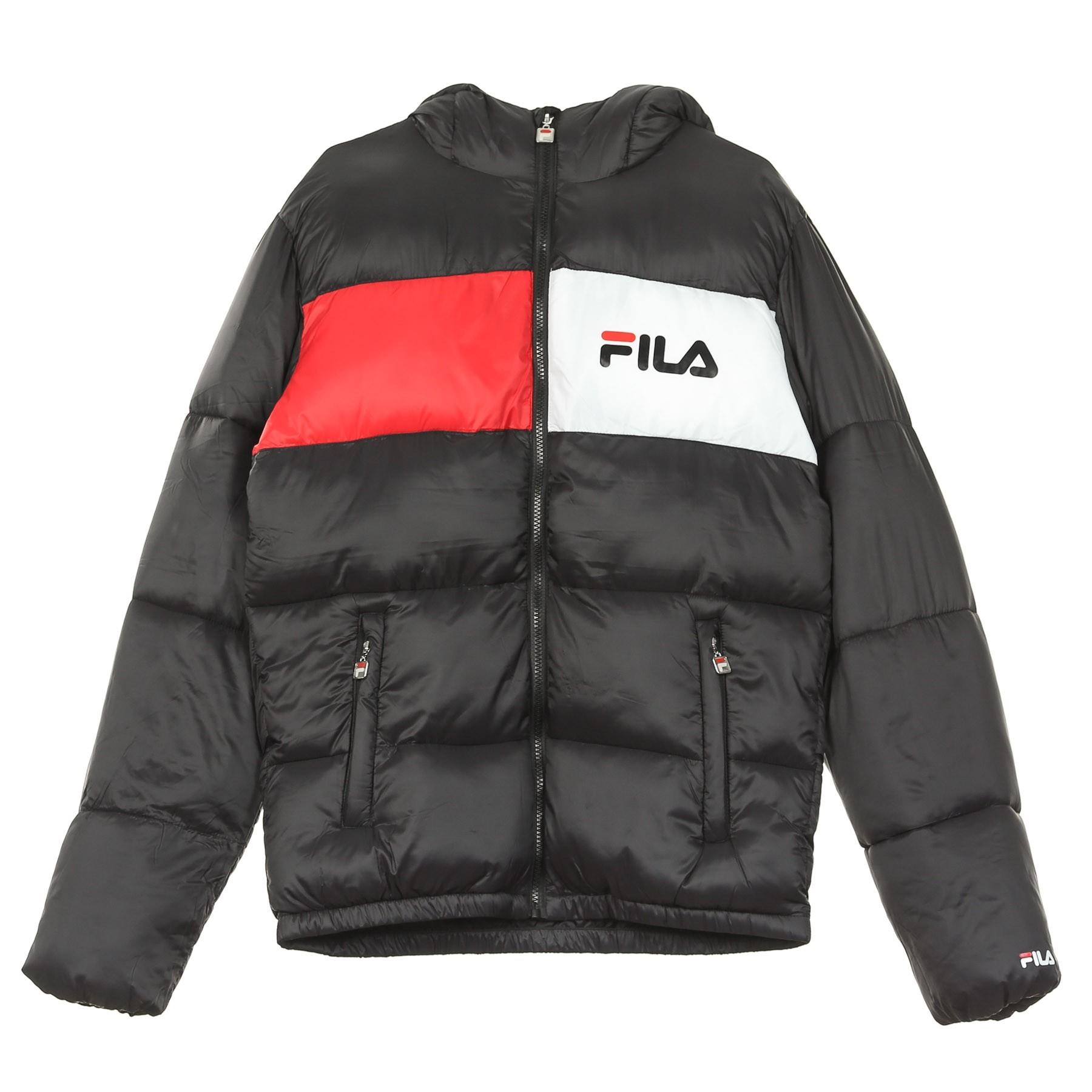 new styles f49ca faf85 PIUMINO FLOYD PUFF BLACK   Atipicishop.com