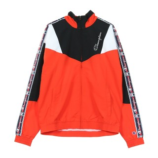 TRACK JACKET FULL ZIP TOP Array