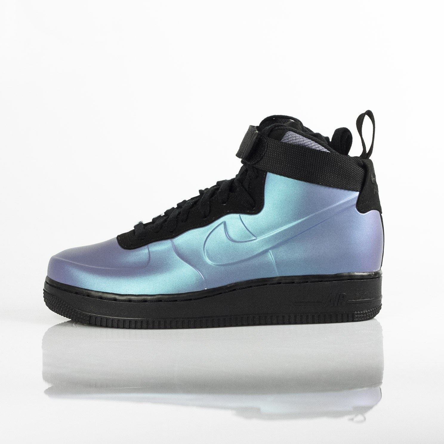 Nike Air Force One Foamposite Light Carbon AF1 Sneaker Review